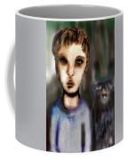 Pouring Rain Coffee Mug