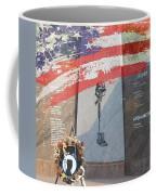 Pow Memorial Coffee Mug