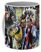 Pow Wow Back In Time 1 Coffee Mug