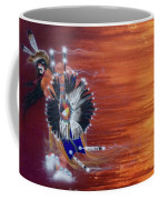 Pow-wow Dancer Coffee Mug