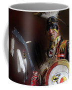 Pow Wow Portrait Of A Proud Man 2 Coffee Mug