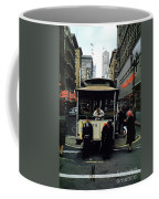 Powell And Mason Street Turnaround, April 6 1961 Coffee Mug