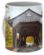 Power House Covered Bridge Coffee Mug
