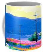 Power Lines 3 Coffee Mug