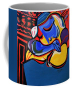 Power Nap  Picasso By Nora Coffee Mug