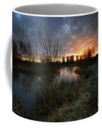 Power Plant Sunrise 1.0 Coffee Mug