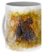 Power Strength And Beauty.  Coffee Mug
