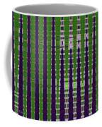 Power Tower And Agave Abstract Coffee Mug
