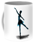 Practice Makes Perfect - Blue Coffee Mug
