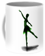 Practice Makes Perfect - Green Coffee Mug