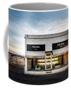Prada Marfa Coffee Mug