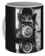 Prague Astronomical Clock 1410 Coffee Mug
