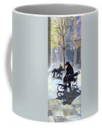 Prague Autumn Ray Coffee Mug