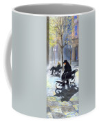 Prague Autumn Ray Coffee Mug