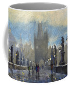Prague Charles Bridge 06 Coffee Mug