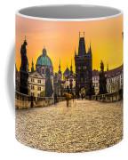 Prague - Charles Bridge - Czech Republic Coffee Mug