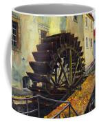 Prague Chertovka Coffee Mug