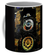 Prague Clock Coffee Mug