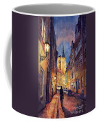 Prague Husova Street Coffee Mug