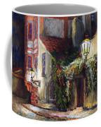 Prague Novy Svet Kapucinska Str Coffee Mug