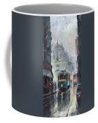 Prague Old Tram 04 Coffee Mug