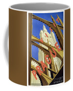 Prague Travel Poster Coffee Mug