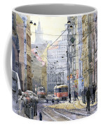 Prague Vodickova Str Coffee Mug