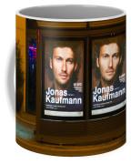 Praha Bus Station Coffee Mug
