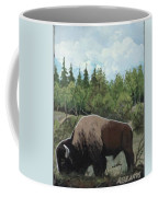 Prairie Bison Coffee Mug