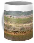 Prairie Bison Coffee Mug