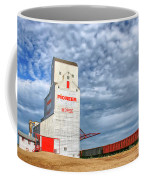 Prairie Cathedral In Morse Saskatchewan   Coffee Mug