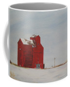 Prairie Giants I  Coffee Mug