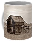 Prairie Home Sepia Coffee Mug