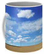 Prairie Landscape Alberta Canada Coffee Mug