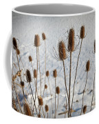 Prairie Seedheads Coffee Mug