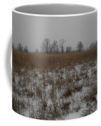 Prairie Snow Coffee Mug