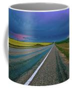 Prairie Storm Saskatchewan Coffee Mug