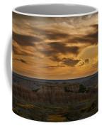 Prairie Wind Overlook Badlands South Dakota Coffee Mug