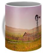 Prairie Windmill Coffee Mug