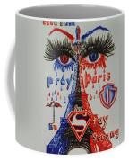 Pray For Paris Coffee Mug