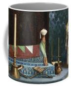 Prayer At The Sultan's Room  The Grief Of Akubar  Coffee Mug