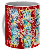 Prayer Flag Coffee Mug