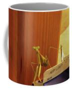 Praying Mantis II Coffee Mug