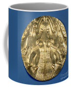 Pre-columbian Gold, 1000 Ad Coffee Mug