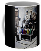 Preacher Sharing Scripture Coffee Mug