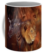 Predator And Prey Coffee Mug