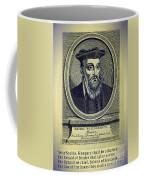 Predictions Of Nostradamus 4 Coffee Mug