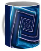 Predominantly Blue Coffee Mug