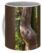 Pregnant Tree Coffee Mug