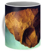 Prehistoric Flint Blade Coffee Mug